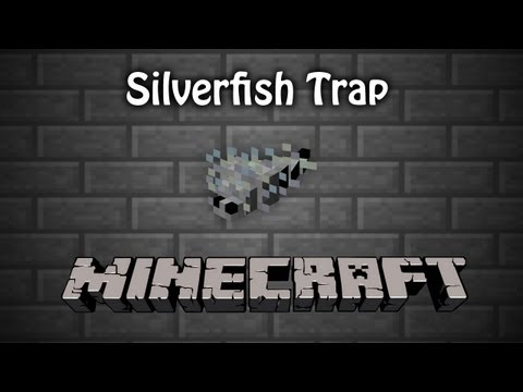 Minecraft - How To Tame a Silverfish! | Doovi