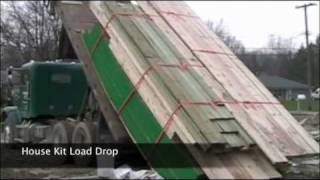How to use Safety Strapping- the high-tenacity polyester strapping for load containment.wmv