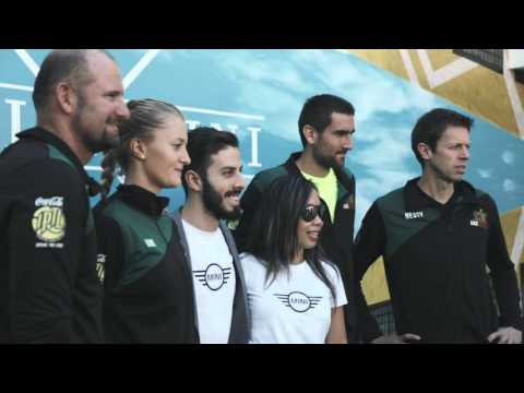YallaMINI Roadshow Season 2 l International Premier Tennis League