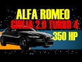 Alfa Romeo Giulietta 2 0 Turbo four Reviews Testing | Alfa Romeo Giulia Specs