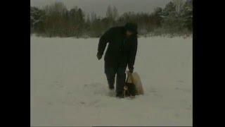 С чего все начиналось. Нижний Новгород. Зима на Волге.