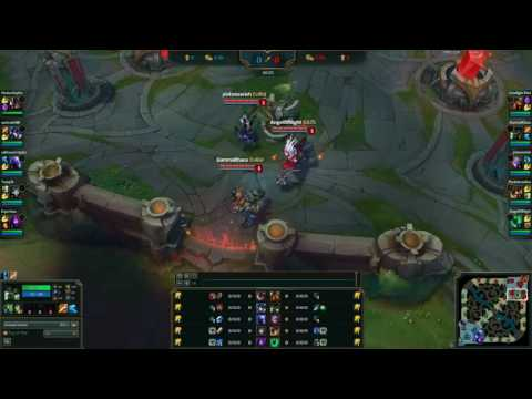 Ascension eSports Dragon League: Semifinals - Ice Cold Juice vs The Cosmic Riders Game 1