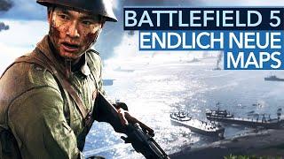 Kriegt Battlefield 5 jetzt endlich die Kurve?