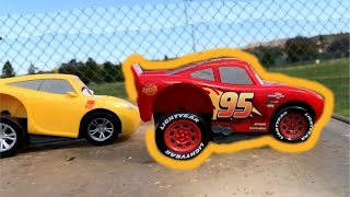 New Disney Cars 3 Toys Lightning McQueen Thomas and Friends Toy Trains Percy