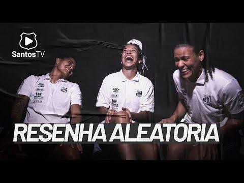 RESENHA ALEATÓRIA | BRENA, BYANCA E MICHELLE