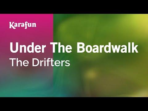 Karaoke Under The Boardwalk - The Drifters *