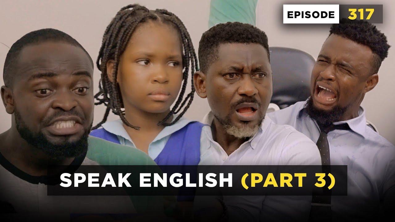 Download SPEAK ENGLISH - Part 3 (Episdode 317) (Mark Angel Comedy)