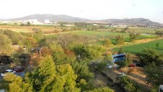 BELLISIMA VISTA EN LAS ALTURAS DEL CASTILLO DEL FOCO TONAL. PONCITLAN JALISCO