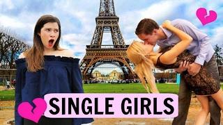 SINGLE GIRL STRUGGLES!
