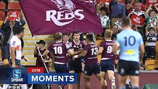 SR MOMENTS   Super Rugby 2019 Rd 14