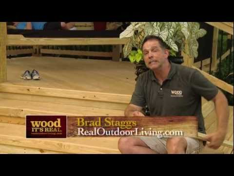 Southern Pine Porch Bed Swing Project - YouTube