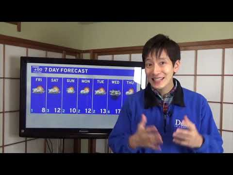 Know and Go Tokyo Weather: February 15, 2019