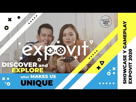 Showcase y Gameplay Expovit 2020. Día 2