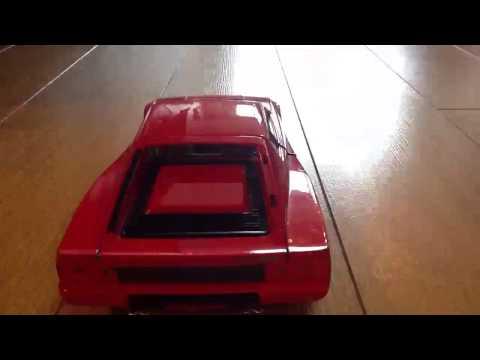 Weirdest time trial for a Ferrari ever