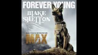 Blake Shelton - Forever Young (with lyrics)