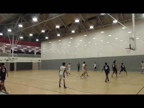NYSI Basketball League: OLDHAM VS TEMASEK POLY (TP)