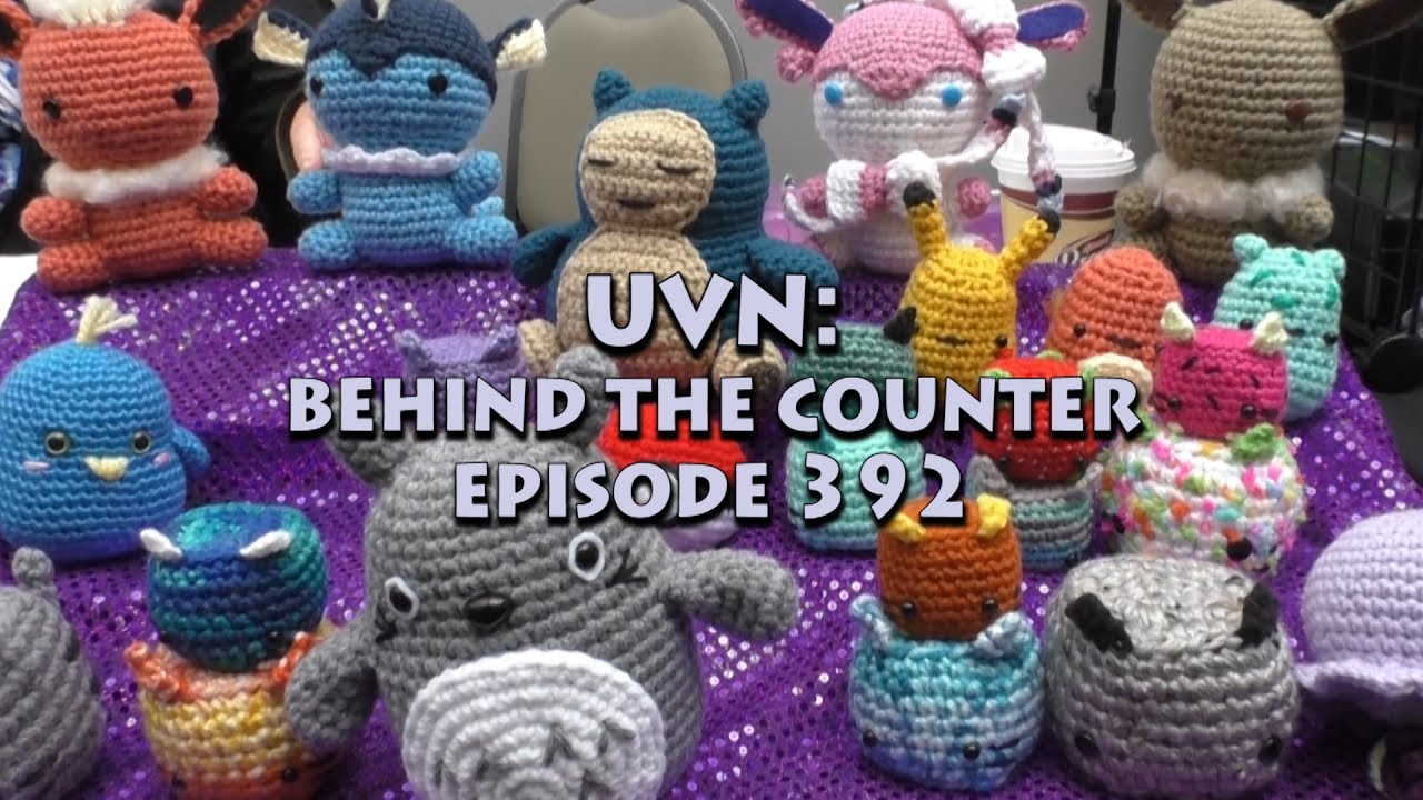 UVN: Behind the Counter 392