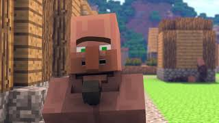 VILLAGER NEWS - THE GIANT PROBLEM (BACKWARDS)