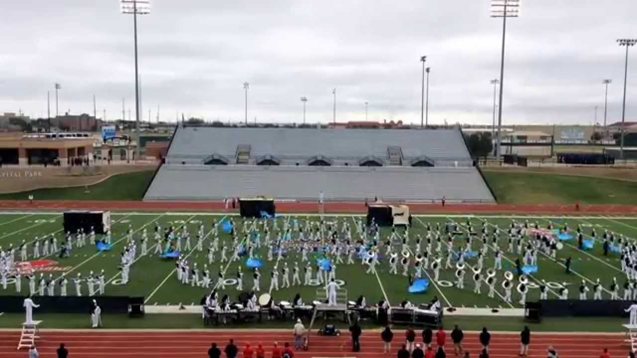 Plainview High School Band 2015 - UIL 5A Texas State ... |Plainview Band