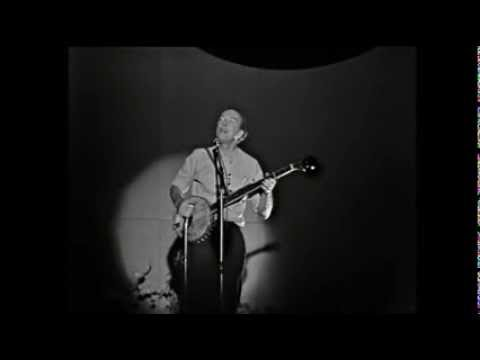 PETE SEEGER ② Which Side Are You On? (Live in Sweden 1968)