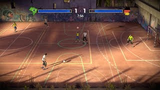 FIFA STREET 3 in 2018!?!? Brazil Gameplay Montage!!!