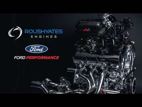 Building for Le Mans | Roush Yates Engines