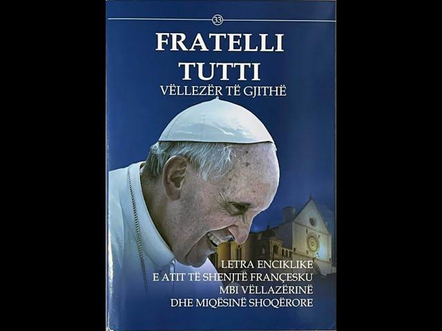 Presentazione dell'Enciclica