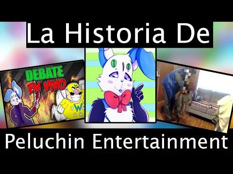 La Historia De Peluchin Entertainment (Antes, Durante y Después de la polémica)