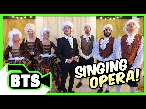 Singing Opera! (BTS)