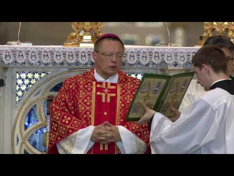 Schools of Evangelization Jubilee - Holy Mass (Bishop Grzegorz Rys)