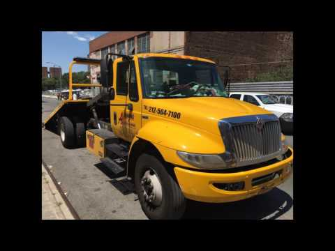 Tow Truck in Manhattan NY | A1 Towing NYC