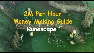 Runescape 2m Per Hour Money Making Guide 2015