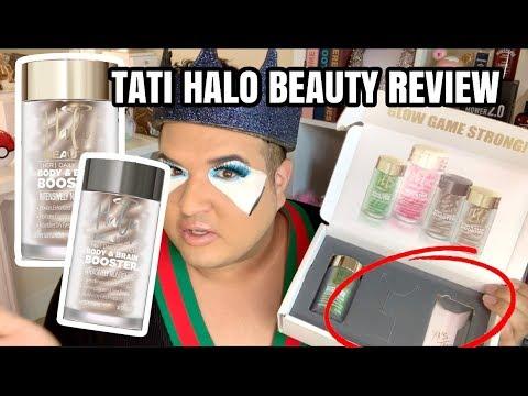 TATI HALO BEAUTY REVIEW & UNBOXING thumbnail