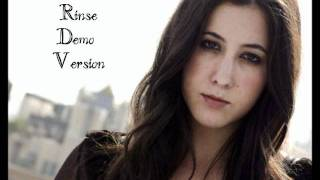 """Vanessa carlton """"rinse"""" demo version from the unreleased album"""