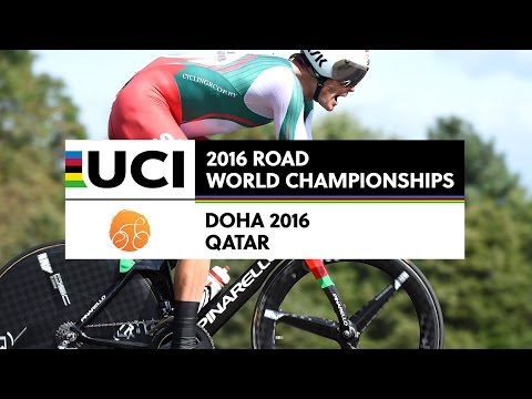 Men Elite Individual Time Trial - 2016 UCI Road World Championships / Doha (QAT)