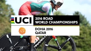 Men Elite Individual Time Trial - 2016 UCI Road World Championships / Doha (QAT)
