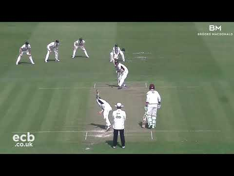 MIDDLESEX V NORTHANTS AT LORD'S - DAY TWO ACTION (14APR2018)