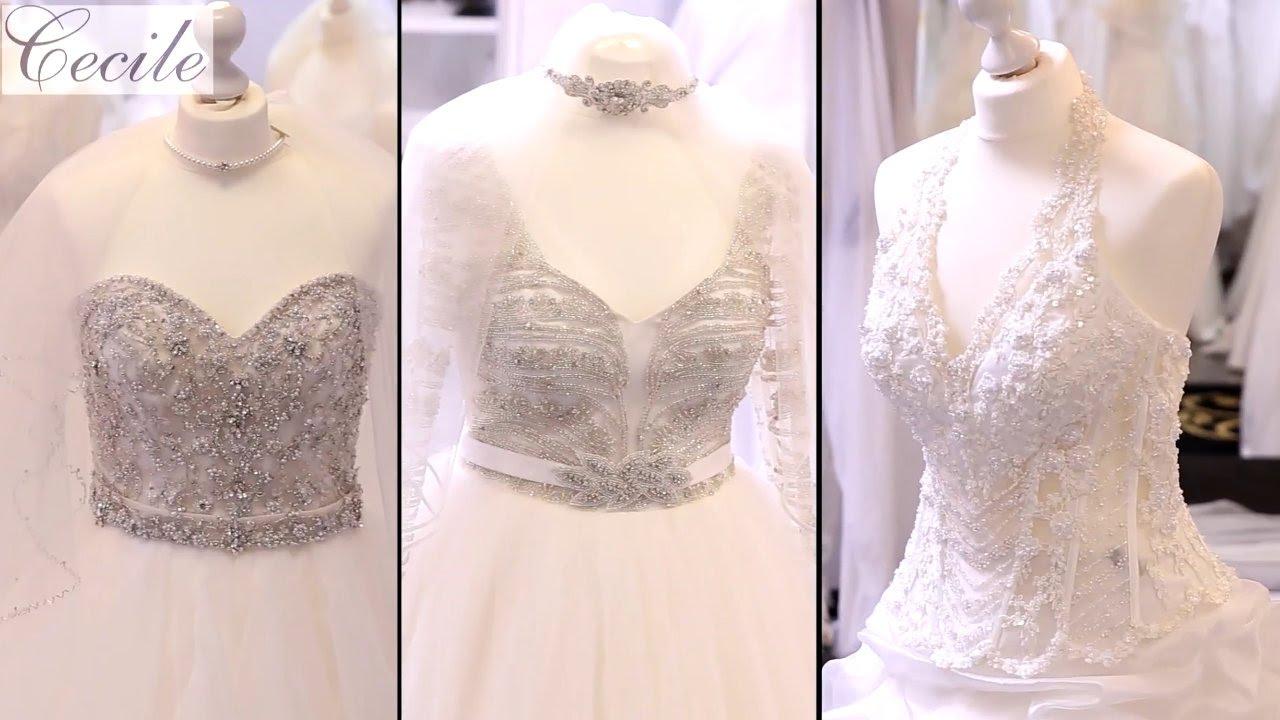 3 Hochzeitskleider im Prinzessinnen-Stil – traumhaft und ...