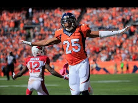 "Chris Harris Jr. | ""Juice"" ᴴᴰ | Denver Broncos Highlights 2015-16"