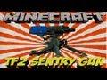 Minecraft 1.7.2 - TF2 Sentry Gun Mod
