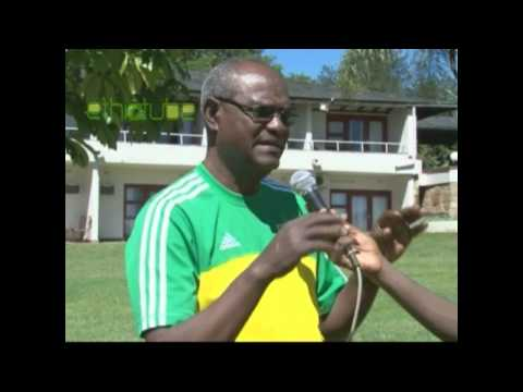 Africa Cup of Nations Post match Interview with Team Ethiopia Coach Sewnet Bishaw January 22, 2013