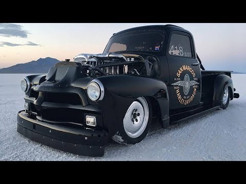 Chevy 3100 & GMC truck compilation 2018 part2