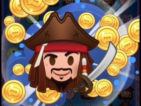 DISNEY EMOJI BLITZ Pirates of the Caribbean Update and Special Powers