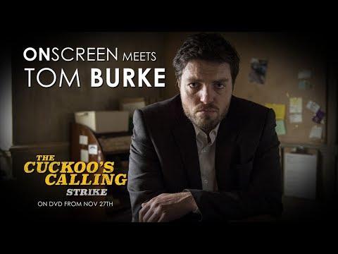 OnScreen meets Tom Burke