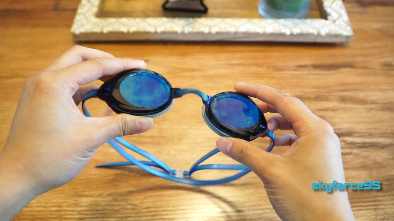 d4f7ee346027 Speedo Vanquisher 2.0 Mirrored Swim Goggles Unboxing   Review - YouTube