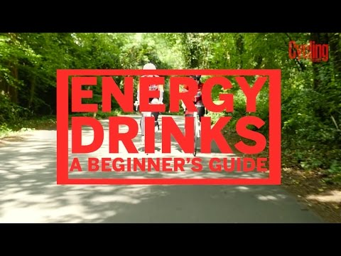 A Beginners Guide to energy drinks for cycling