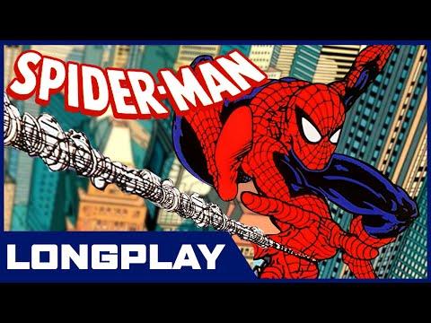 Spider - Man vs The Kingpin [Genesis/Mega Drive Longplay] - SEGA Kidd
