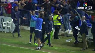 Resumen de UCAM Murcia vs Sevilla Atlético (1-0)