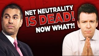 The FCC Just Crushed Net Neutrality... It's Not Over, But It Looks Really Bad.