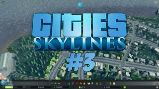 Cities: Skylines #3 - Farming District